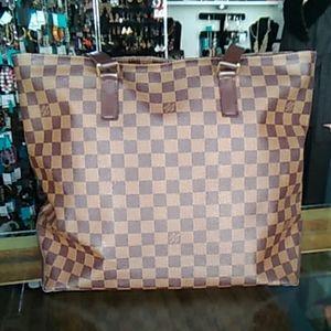 Louis Vuitton Cabs Mezzo purse